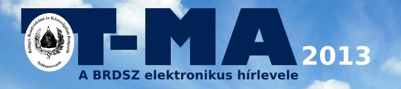 T-MA - A BRDSZ elektronikus hírlevele