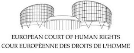 Strasbourgi Emberi Jogok Európai Bírósága
